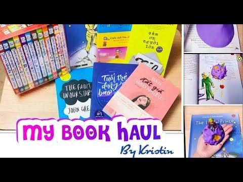 UNBOXING #8 | MY FIRST ONLINE BOOK HAUL | LẦN ĐẦU MUA SÁCH ONLINE TRÊN TIKI | SÁCH DÙNG APP 3D