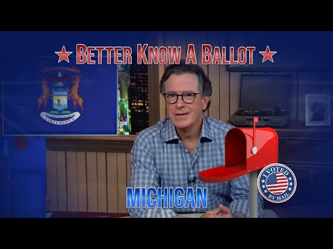 """Michigan, Confused About Voting In The 2020 Election? """"Better Know A Ballot"""" Is Here To Help!"""
