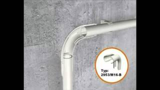видео Защитные трубы для кабеля
