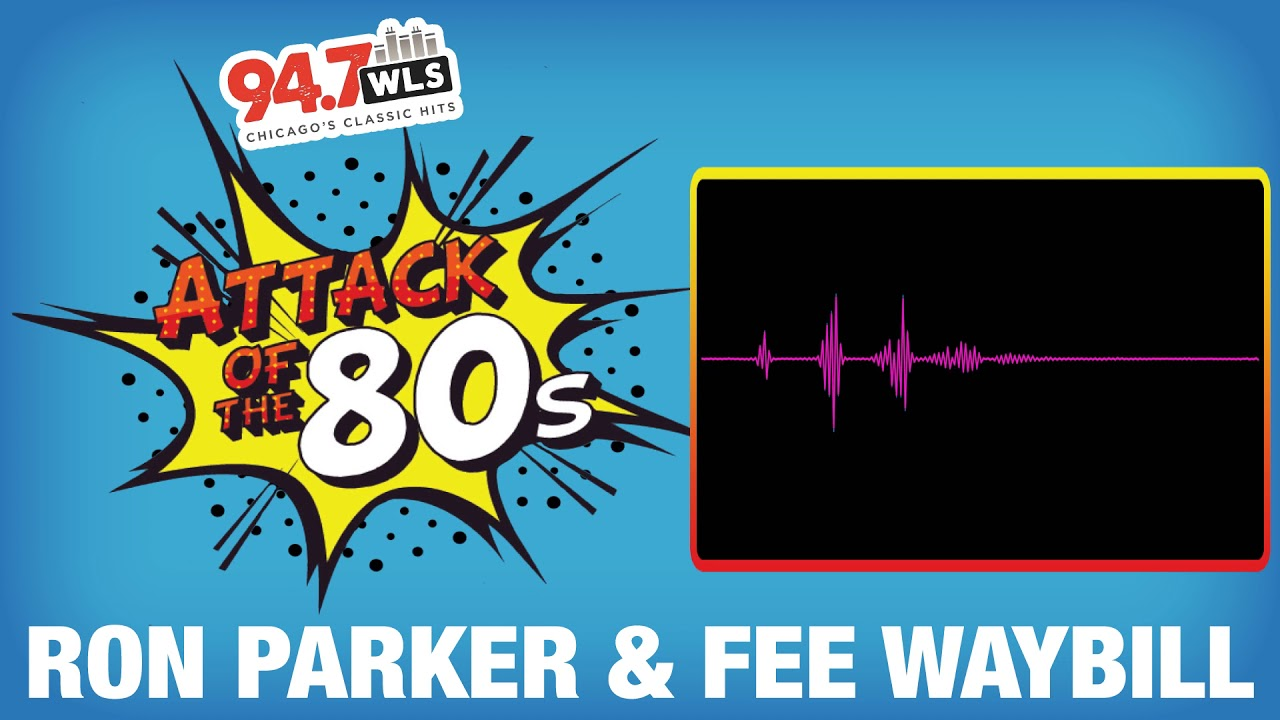 VIDEO: Ron Parker interviews Fee Waybill of The Tubes   94 7