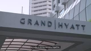Grand Hyatt SG Clean Mark Video