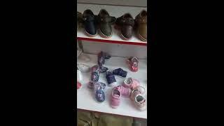 Видео Оптом детская обувь по 200-450 рублей