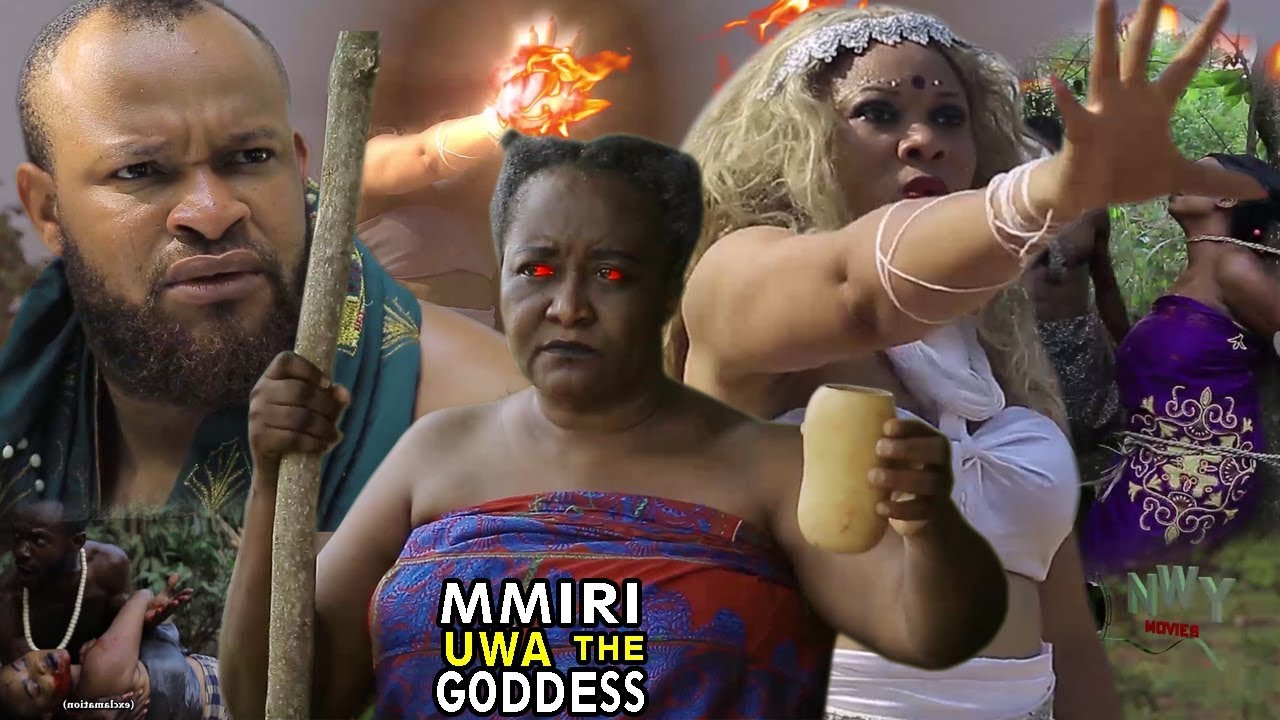 Download Mmiri Uwa The Goddess 1&2 - 2018 Latest Nigerian Nollywood Movie/African Movie/Epic Movie Full Hd