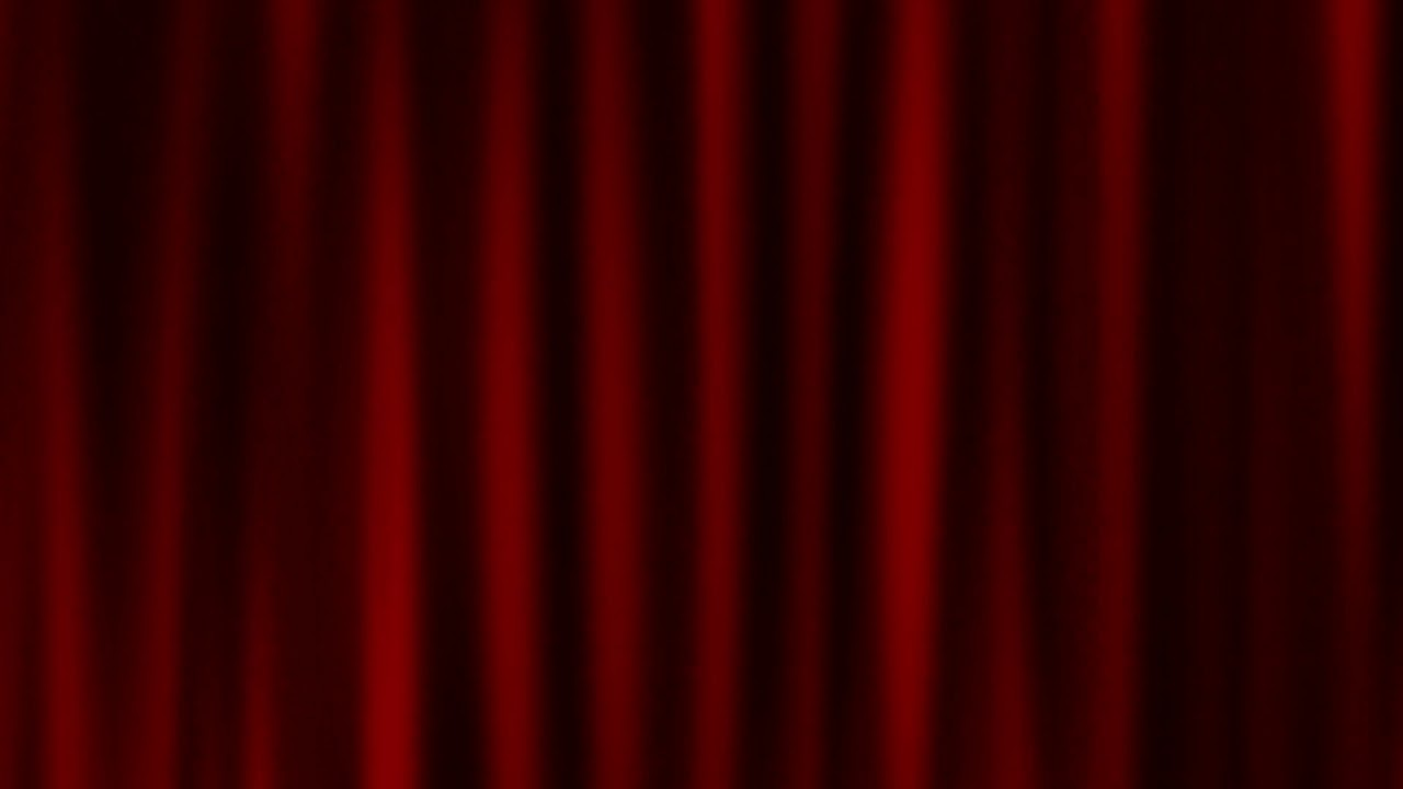 Free Curtain Intro Premium Background HD 1920x1080