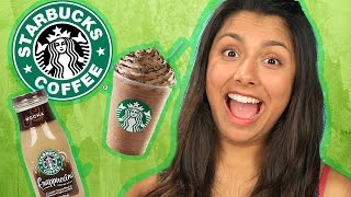 The Starbucks Limited-Edition Frappuccino Taste Test
