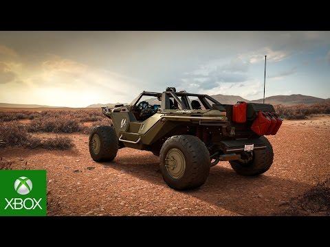 Любители Halo получат бесплатно специальное DLC для Forza Horizon 3
