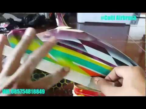 720+ Foto Desain Grafis Airbrush HD Terbaik Untuk Di Contoh