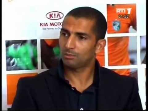 Football/Encadrement technique des Éléphants: Sabri Lamouchi face à la Presse