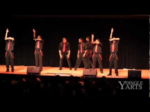2012 Temple University Spring Fling Step Show: Kappa Alpha Psi