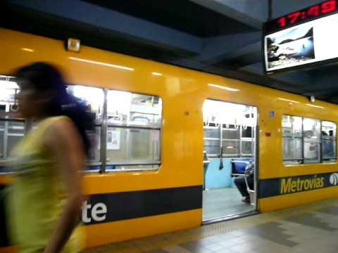 subte de Buenos Aires / metro