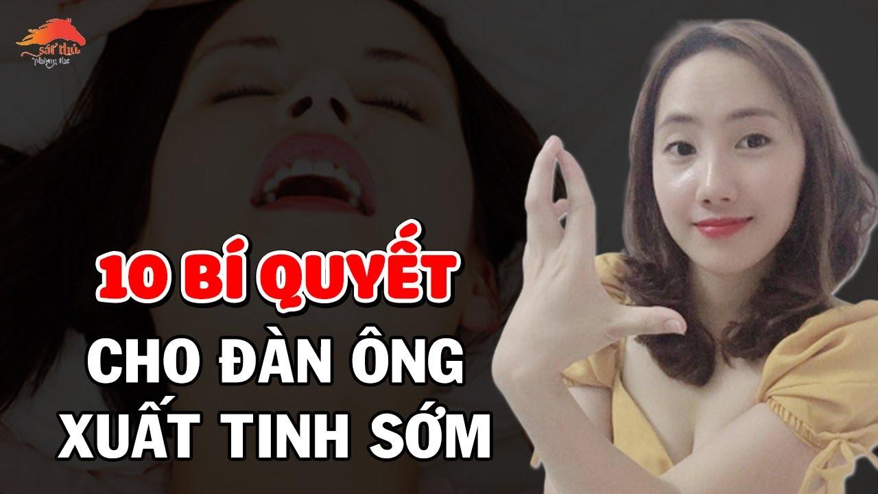 10 Bí Quyết Khiến Vợ Quỳ Lậy Van Xin Dành Cho Đàn Ông Xuất Tinh Sớm