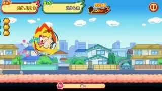 【クレヨンしんちゃん 嵐を呼ぶ炎のカスカベランナー!!】最高得点!1位!