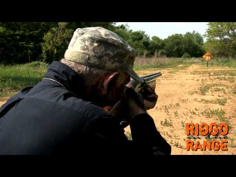John Riggins Shoots His 10 Gauge