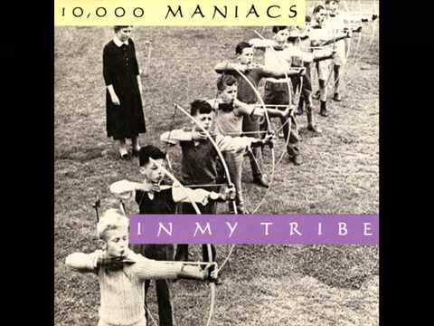 10,000 MANIACS  The Painted Desert