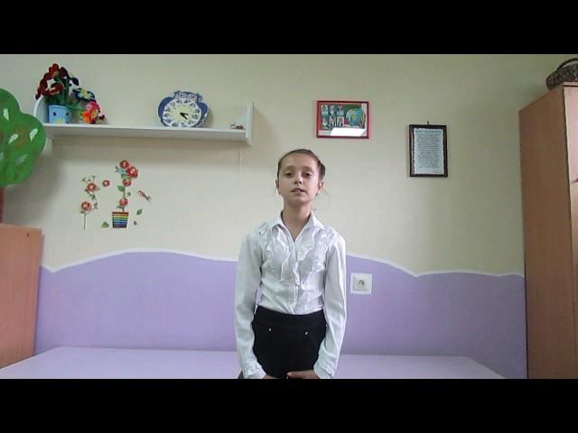 Изображение предпросмотра прочтения – КатяБердникова читает произведение «Мать и сын» А.Т.Твардовского