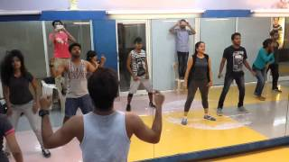 Saree Ke Fall Sa & Chikani Kamar Pe  | Rohan Rokade Choreography  | Bollywood | RNG