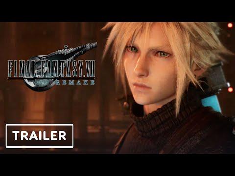 Final Fantasy 7 Remake - Cloud Strife Trailer | The Game Awards 2019