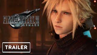 Final Fantasy 7 Remake - Cloud Strife Trailer   The Game Awards 2019