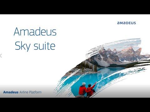 Amadeus Sky suite