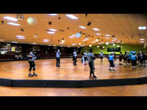 Whidbey Island Roller Girls vs Northwest Derby Company