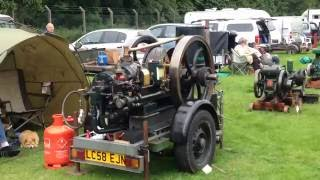 National Gas Engine type M