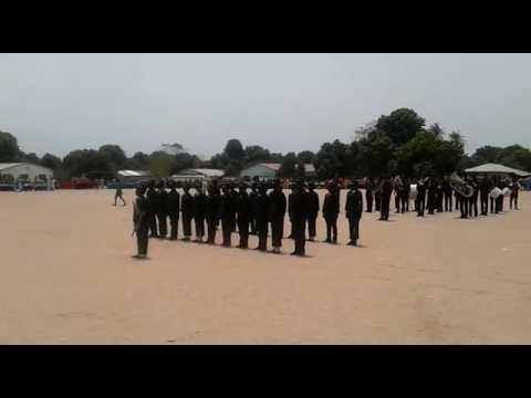 The Gambia Sanyang Scout Band