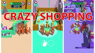 Crazy Shopping Gameplay
