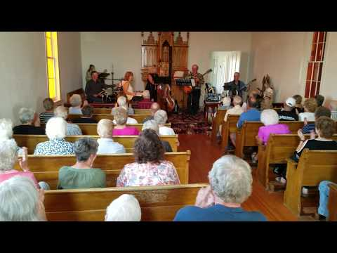 Eliel Family Band 2017 at the Historic Canton Church: You Ain't Going Nowhere