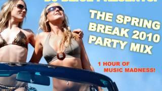 Dj Blice - Spring Break 2010 Partymix!(HOUSE, REGGAETON AND HIPHOP)(Part2)