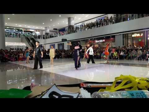 Dancesport Rhumba in Davao City