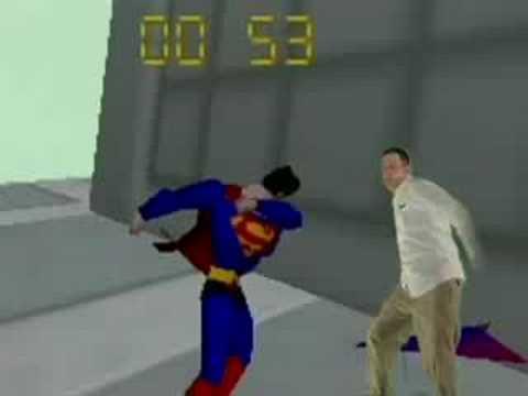 TRAILER -AVGN: Superman 64