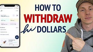 Hi Dollar Withdraw - Wнen & How To Withdraw Your Hi Dollar!