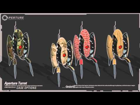 Portal 2 - La Torreta (HD)