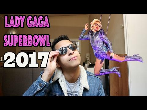 LADY GAGA SuperBowl Halftime Show 2017 (REACTION) - Gustav France