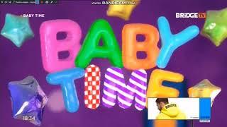 фрагмент BABY TIME на BRIDGE TV (12.09.2018)