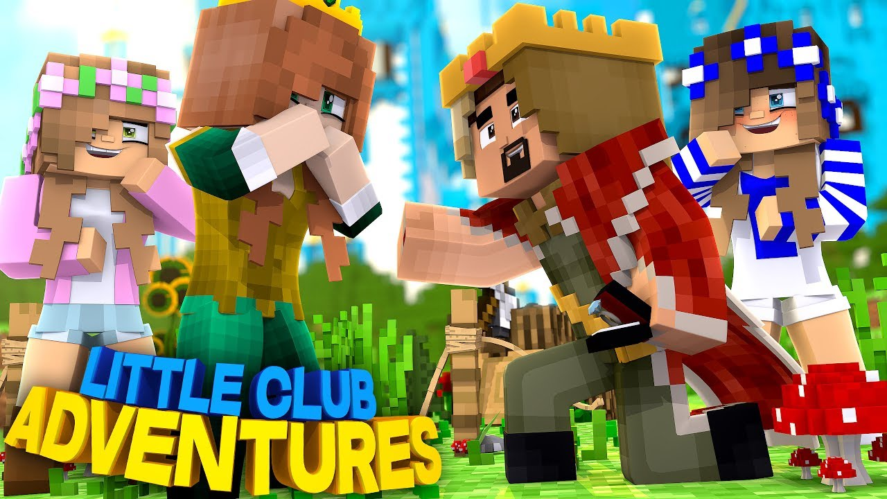 Little kelly 39 s parents are getting married minecraft - The little club ...