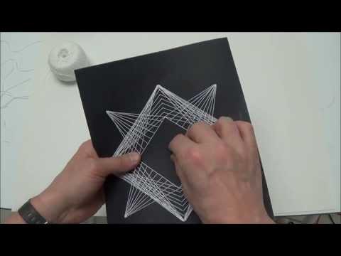 Geometric String Art - Project #107