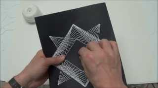 Repeat youtube video Geometric String Art - Project #107