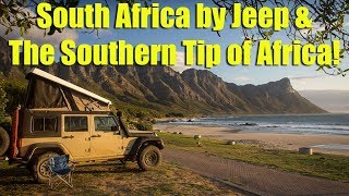 South Africa by Jeep & The Southern Tip of Africa!