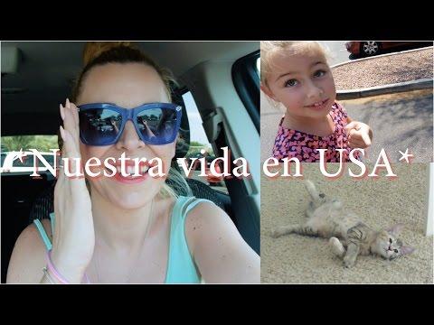 Nos derretimos en Arizona... (23/06/15) | Vlogs diarios