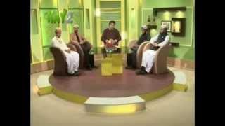 syed ale imran with naveed tahir syed tayyab ali qari javaid mahfil e milaad on k2tv 2012