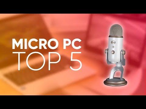 TOP5 : MEILLEUR MICROPHONE (2018)