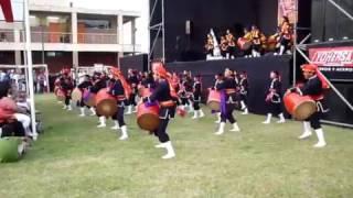 OKINAWA MATSURI 2015 - LIMA PERU.