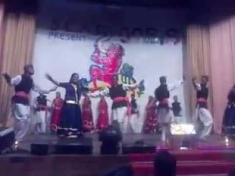 Sirmouri nati in HPU SCA Function 2012