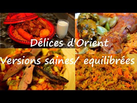 Recette Ramadan : Spécial plats typique en version HEALTHY SAINE  : Je vous emmène en Tunisie