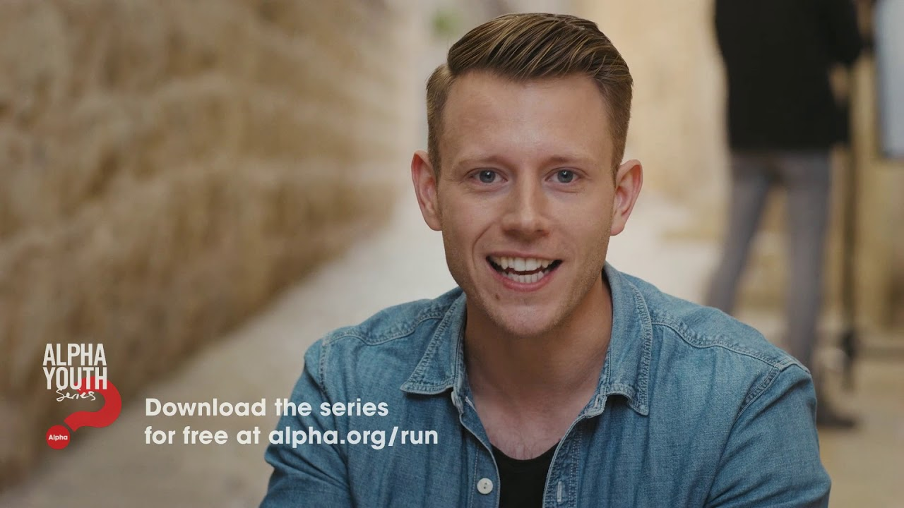 Alpha Youth Series: Episode 3 | Cross: Why Did Jesus Die?