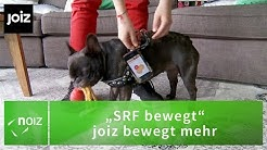 «SRF bewegt» Wir versuchen die App zu überlisten