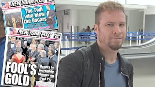 Backstreet Boy's Brian Littrell Jokes About The Oscars Blunder | Splash News TV