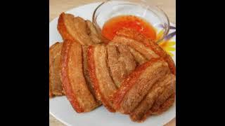 pork dry fry recipe