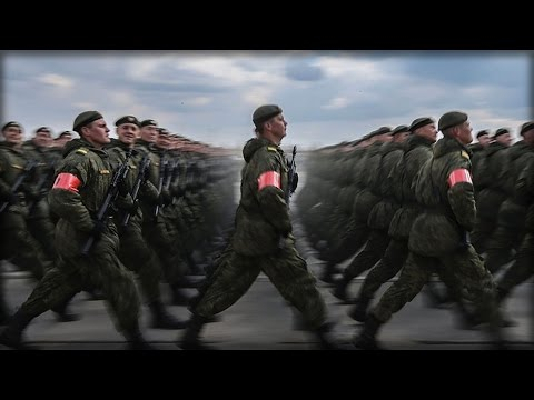 RUSSIAN FORCES EXPAND TO A 1.85 MILLION MAN STANDING SUPER ARMY
